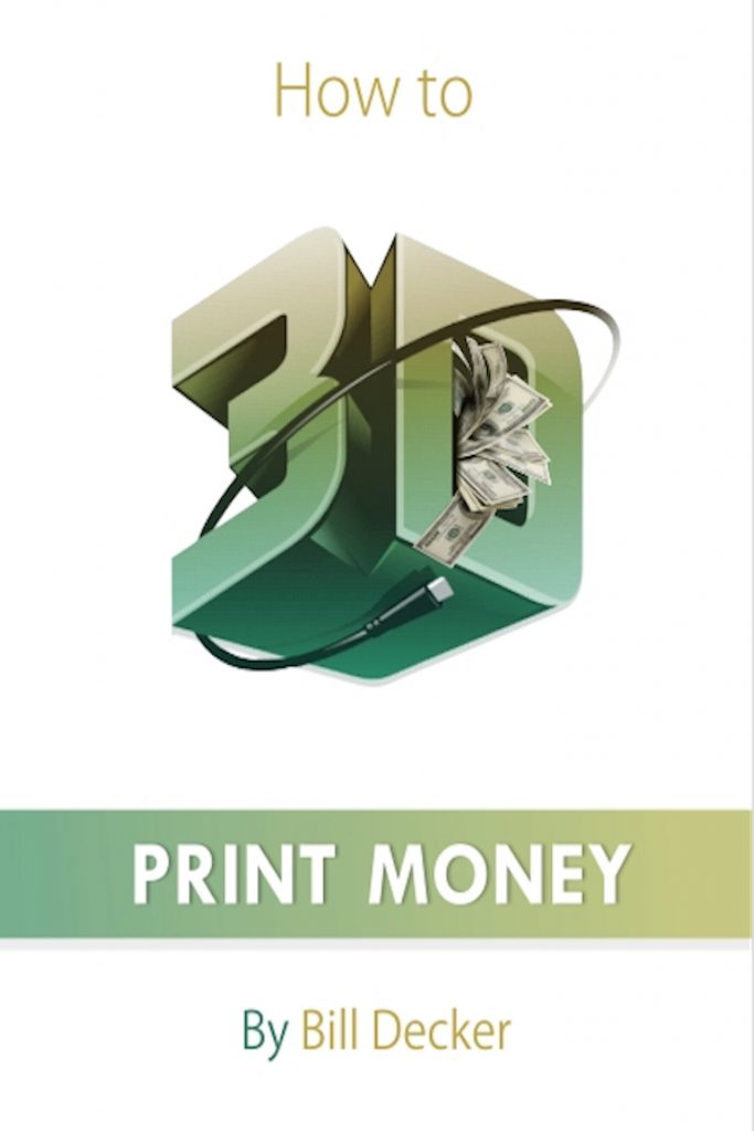 How to 3D Print Money Book